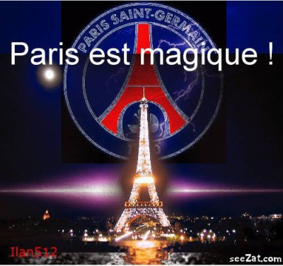 """^^ """" PARIS est MAGIQUE ^^"""