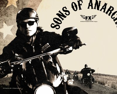 SON OF ANARCHY 8-p
