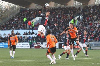 Lorient-PSG 1-1