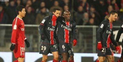 Valenciennes / PSG