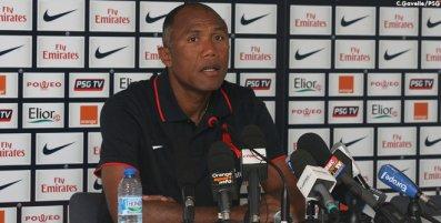 Antoine Kombouaré : « Monaco, pas à sa place »