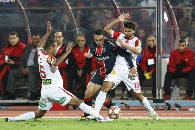 WAC Casablanca-PSG : 1-1