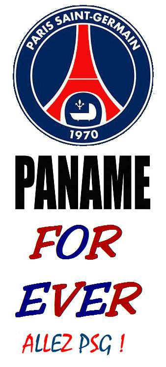 *** PANAME FOREVER ***