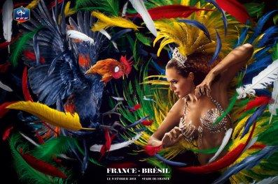 FRANCE / BRESIL