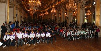 Le PSG met les Clubs d'Ile-de-France à l'honneur