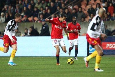 PSG-Lens : 0-0