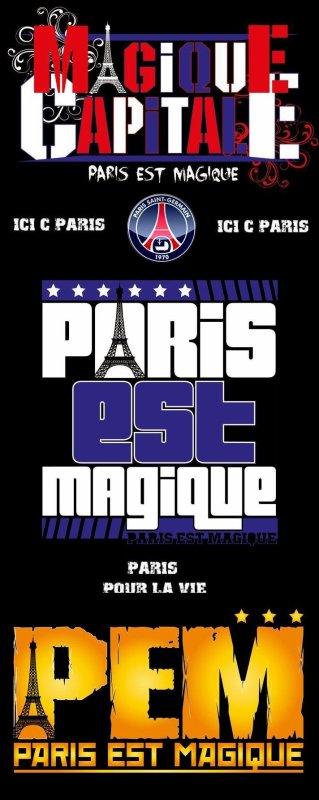 *** PARIS EST MAGIKKKKK ***