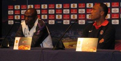 A.Kombouaré : « On est bien »