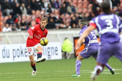 PSG-Toulouse : 2-1