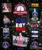 ICI C'EST PARIS / PANAME IS MAGIKKKK ***