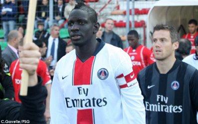 Mamadou Sakho prolonge jusqu'en 2014