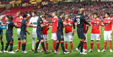 Benfica se prépare