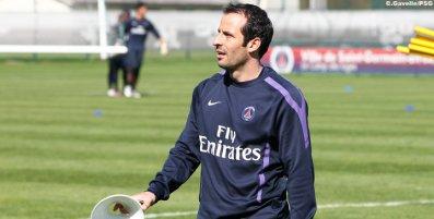 L. Giuly : « Se concentrer sur la 3e place »