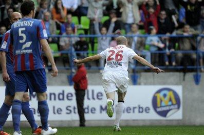 Caen-PSG : 1-2