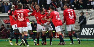 *** PSG-Lyon : 1-0 ***