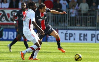 Brest-PSG : 2-2