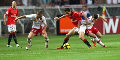 PSG-Nancy : 2-2