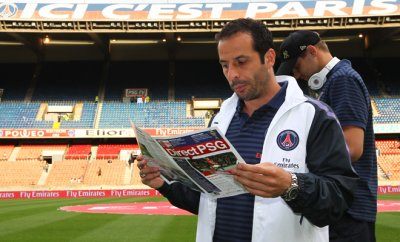 *** PHOTOS, PSG-Nancy ***