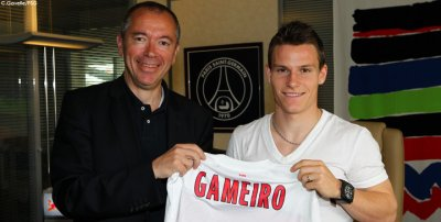 Kevin Gameiro : « Il y a un beau projet ici »