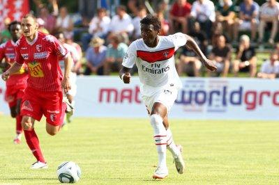 FC Sion-PSG : 3-2