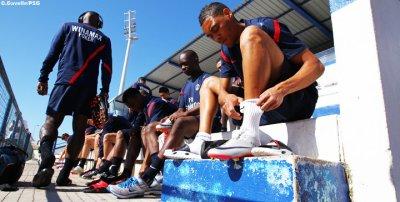 En direct de Faro / SL Benfica, deuxième adversaire du PSG