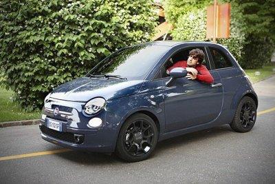 Fernando et la FIAT 500