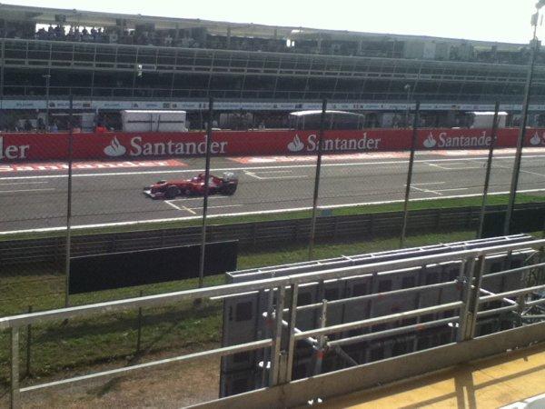 Mon samedi au Gp de Monza :)