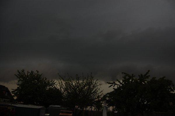 orage supercellulaire du 19 mai 2012