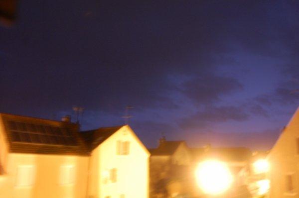 orage nocture du 18 juin