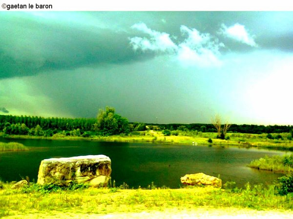 orage du 29 juin 2012