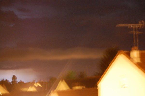 orage du 4 juillet 2012