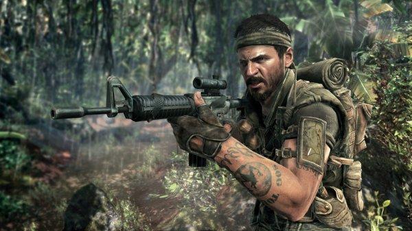 Call of duty  ! Black Ops ! Sa claque ! : D