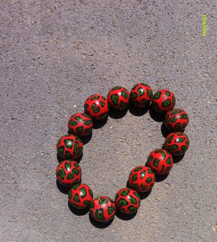 voici  créations du bracelet 1 ^^