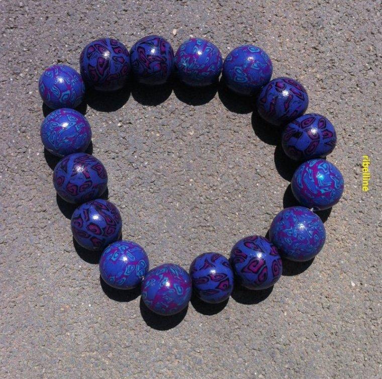 voici  créations du bracelet 2 ^^