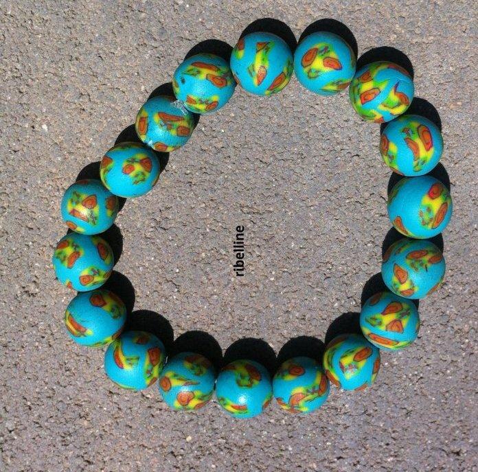 voici  créations du bracelet 3 ^^