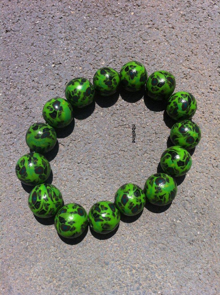 voici  créations du bracelets 6 et 7 ^^