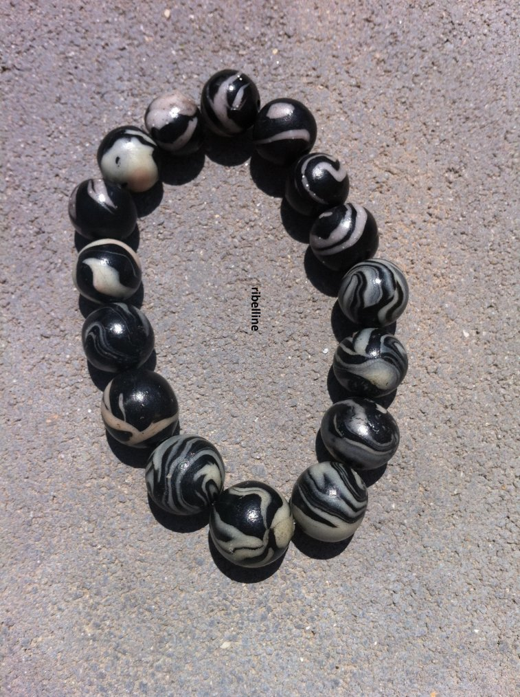 voici créations du bracelets 8 et 9 ^^