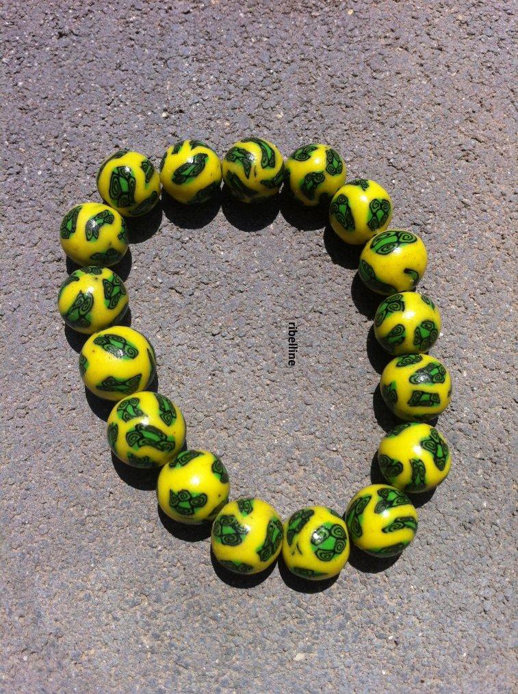 voici créations du bracelets 10 et 11 ^^