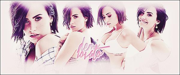 ❀ ✿ ❀ LovatoDems votre source sur la superbe chanteuse et actrice Demi Lovato , ex star de Disney !  ❀ ✿ ❀