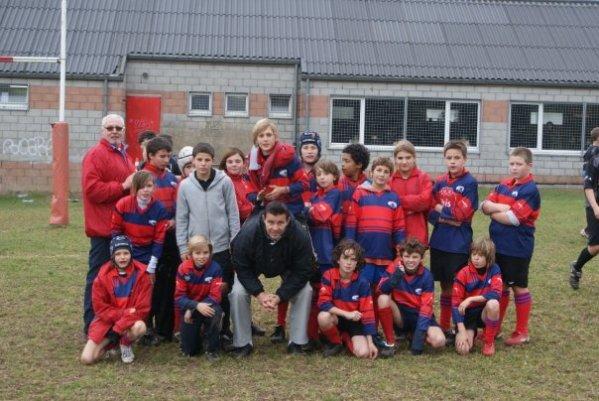 mon equipe de rugby!!