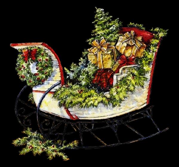Les couleurs les plus scintillantes de Noël.
