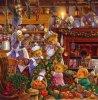 Les ourons Pluches fêtent Noël!