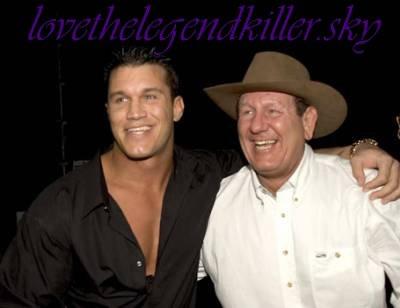 Randy & Son Papa ♥