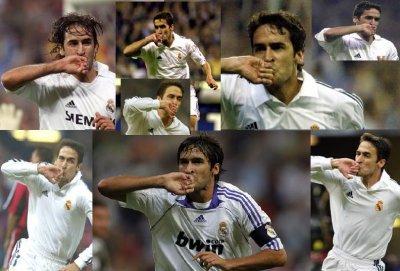 Célébration de but (Partie 2 : Raul)