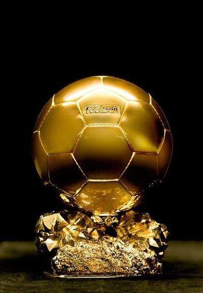 Liste Ballon d'Or FIFA 2012