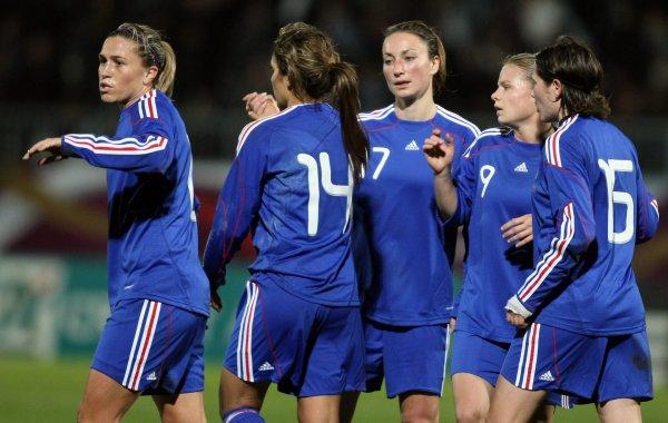 Liste des sélectionnées pour les J.O. : équipe de France féminine !