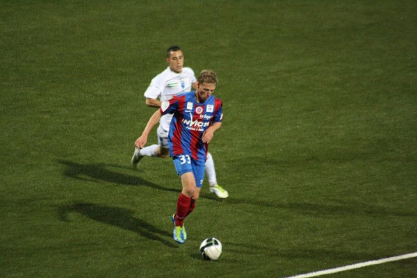 Pause Interview avec Adrien Ménager, joueur de Ligue 2 à Châteauroux !