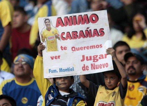 Salvador Cabañas Ortega l'homme à abattre !