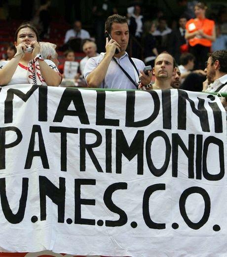 La trilogie Maldini !