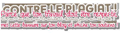 Bienvenue sur ce blog! ♥